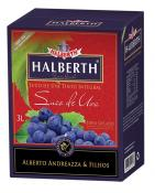 Suco de Uva Tinto Halberth Integral Bag in Box  3 lts