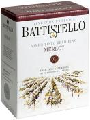Vinho Tinto Battistello Merlot Bag In box 3 lts.