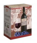 Vinho Tinto Castellamare - Merlot - Bag In Box - 3 Lts.