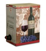 Vinho Tinto Castellamare - Merlot - Bag In Box - 5 Lts.