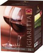Vinho Tinto Giaretta Merlot Bag In Box 3 lts.