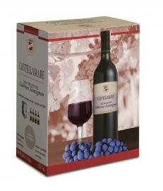 Vinho Tinto Castellamare - Tannat - Bag In Box - 5 Lts.